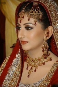 Indian-bride-style