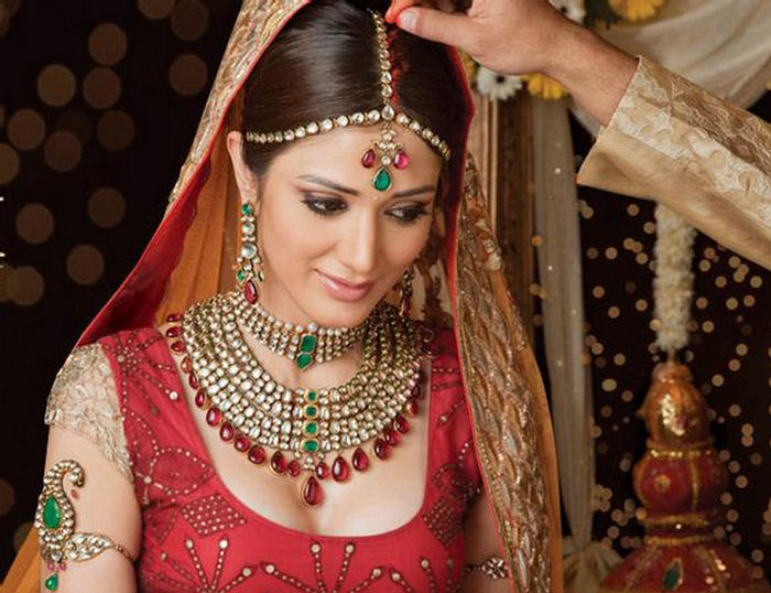 Bridal Collection For Indian Marriage Ceremony Lovevivah Matrimony Blog