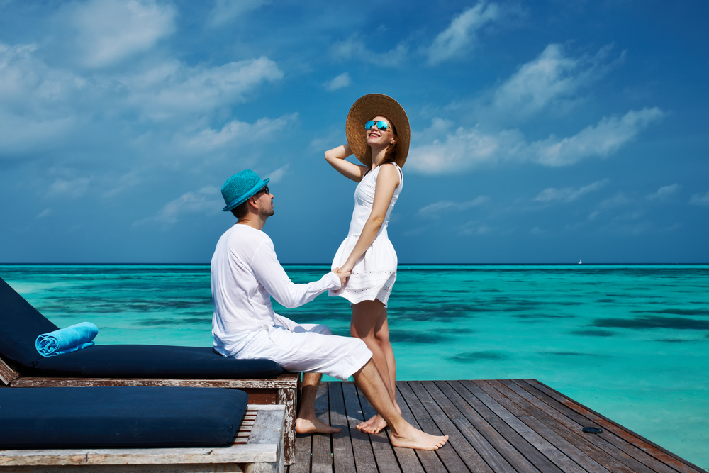 honeymoon destination after marriage