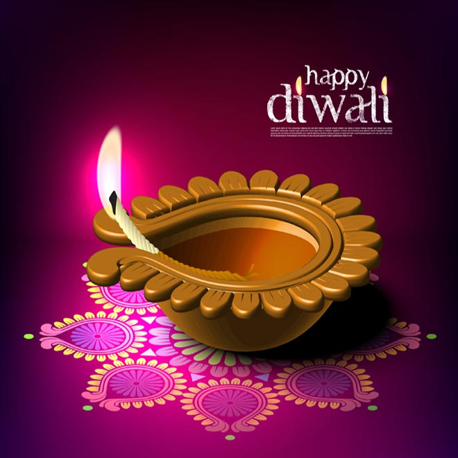 Happy Diwali - Festival of Lights
