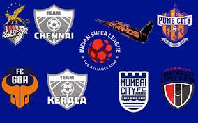 Indian Super League- ISL Football Teams