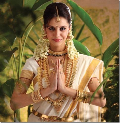 Wedding Hairstyle For Kerala Bride: Lovevivah Matrimony Blog
