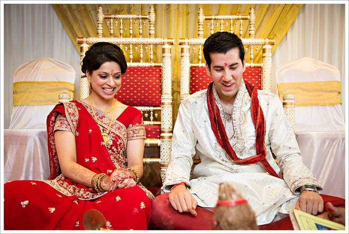 Love marriage in India