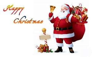 Merry Christmas - Santa Gifts