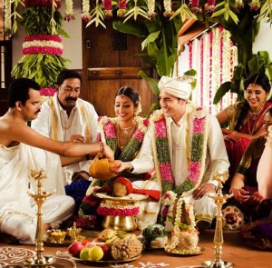 Tamil Marriage couple