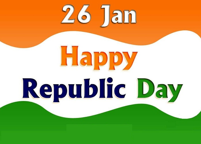 Happy Republic Day of India - 26th January