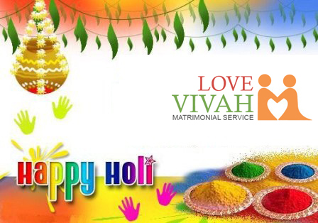 Happy Holi - festival of colours