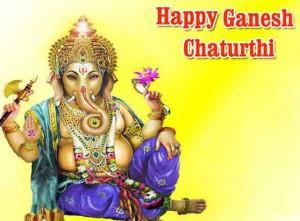 Happy Ganesh Chaturthi Ganesh Puja