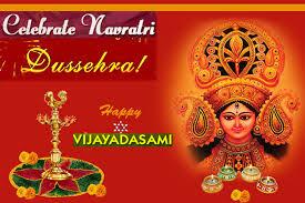 Navratri Vijayadashami Dussehra Durga Puja Festival