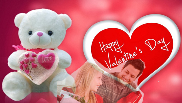 Happy Valentine Day - 14th February