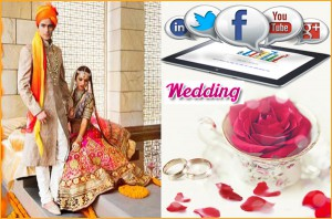 Tech friendly marriage digial