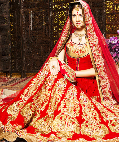 How To Choose Incredibly Perfect Lehenga For Your Wedding