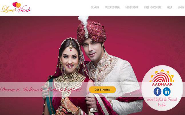 LoveVivah.com Profile