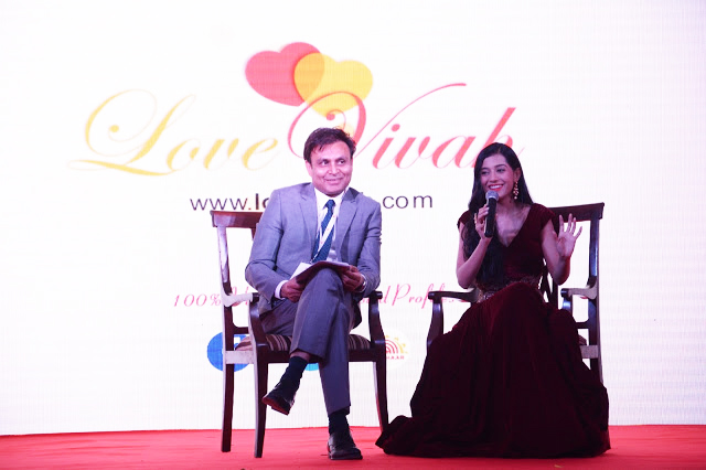LoveVivah.com launch ceremony event