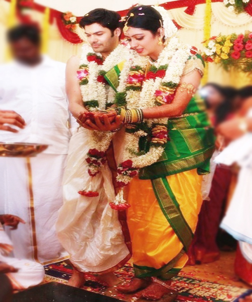 Tamil Marriage Traditions