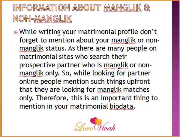 information-about-manglik