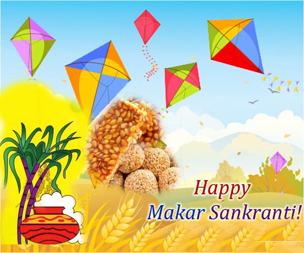 Makar Sankranti - Harvest festival India