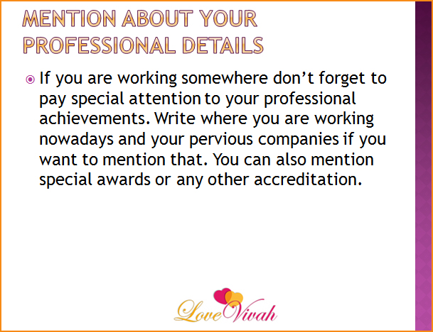 mention-about-your-professional-details