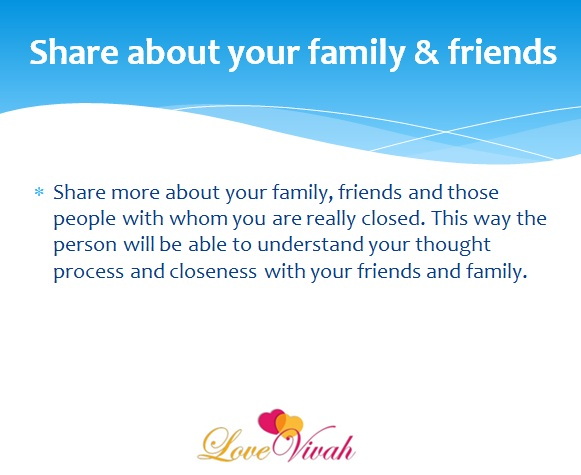 share-about-your-family-friends