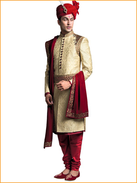 Latest Sherwani Trends To Make Your Style Statement On