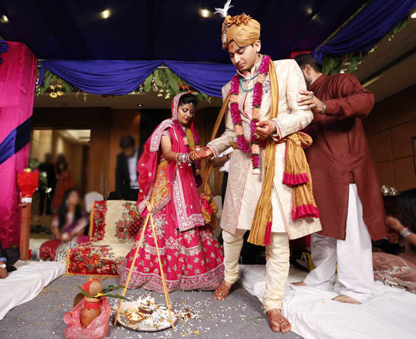 Agarwal Wedding: Full Of Rituals, Excitement & Life