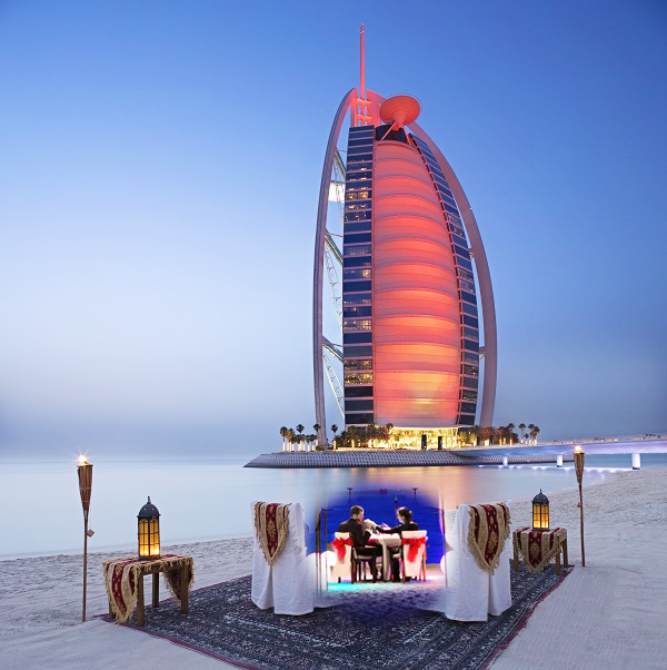 dubai honeymoon destinations
