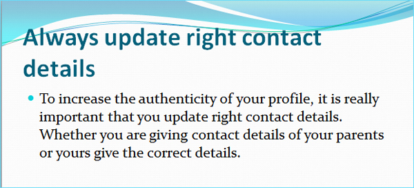 always-update-right-contact-details