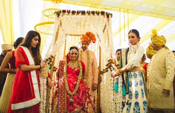 Baniya Wedding Rituals: Full Of Glitters & Long