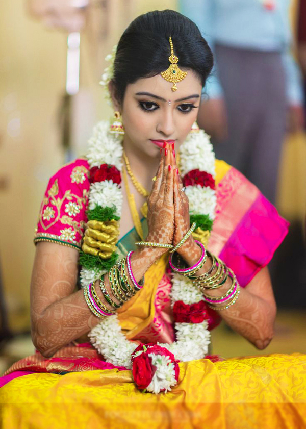 Kerala Bridal Make Up
