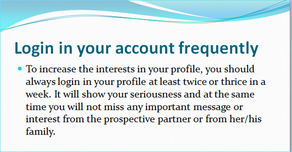login-in-your-account-frequently