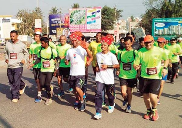 Marathon Baraat in Maharashtra