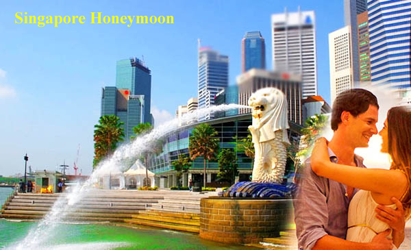Singapore honeymoon tour