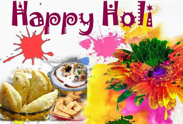 Happy Holi Party