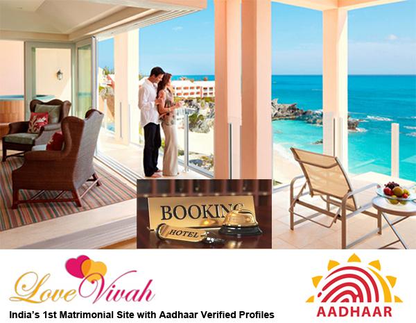 Hotel Booking for Honeymoon