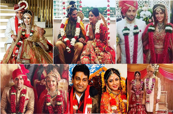 Indian Celebrities Wedding 2017