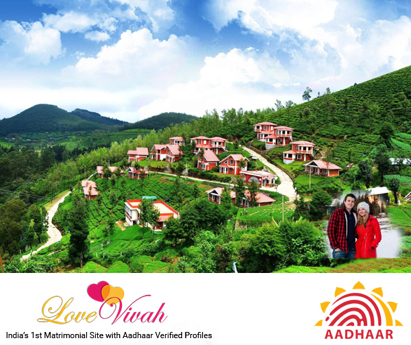 Ooty honeymoon destination