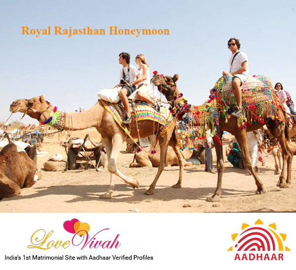 Royal Rajasthan Honeymoon