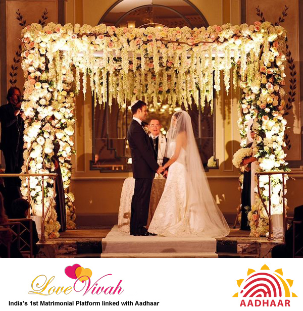 Jewish Wedding Rituals Traditional Yet Simple Lovevivah Matrimony