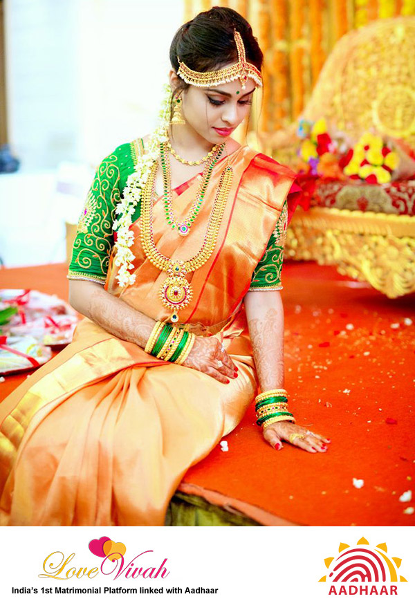 Kerala Bride for Wedding