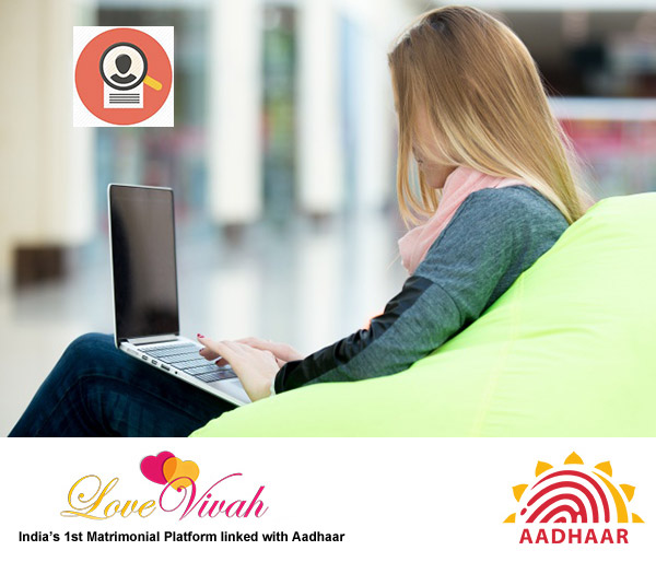 online matrimonial profile