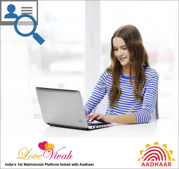 Register with Lovevivah.com