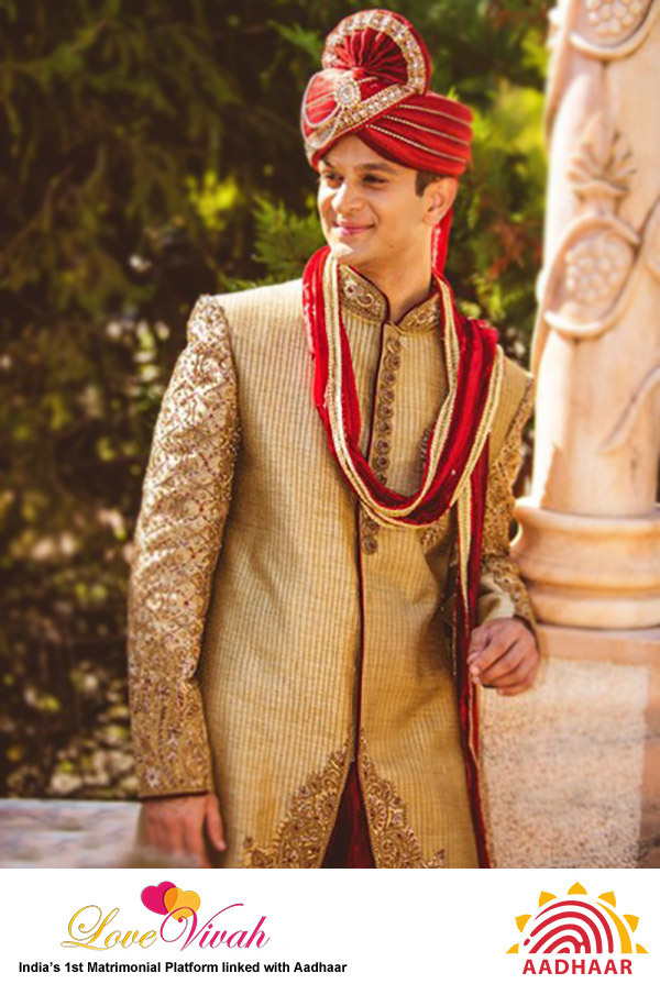 Indian Groom To Be