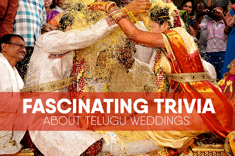 Fascinating Trivia about Telugu Weddings | Lovevivah Matrimony Blog