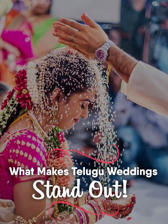 telugu wedding customs | Lovevivah Matrimony Blog